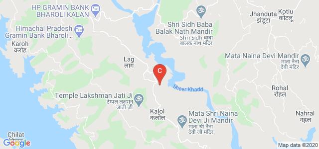 Govt. Polytechnic College Bilaspur, Kalol, Himachal Pradesh, India