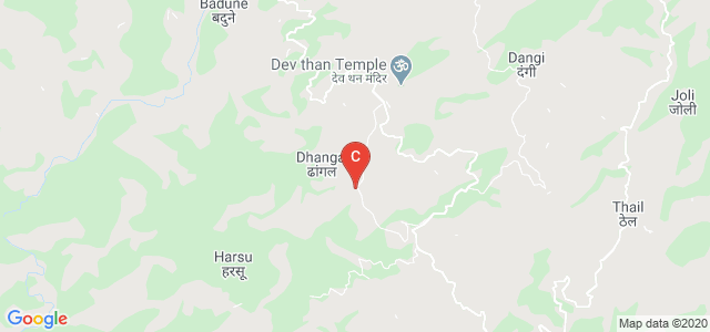 GRP Thalnadi, Nalichoti, Uttarakhand, India