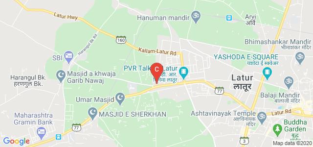 Government Residential Women's Polytechnic, Barshi Road, Sree Nagar, Latur MIDC, MIDC, Latur, Maharashtra, India