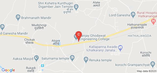 Sanjay Ghodawat Polytechnic, Kolhapur-Rukadi-Sangli Highway, Kolhapur, Maharashtra, India