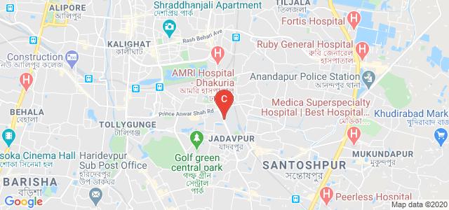 Regional Institute of Printing Technology, Raja Subodh Chandra Mallick Road, Jadavpur University Campus Area, Jadavpur, Kolkata, West Bengal, India