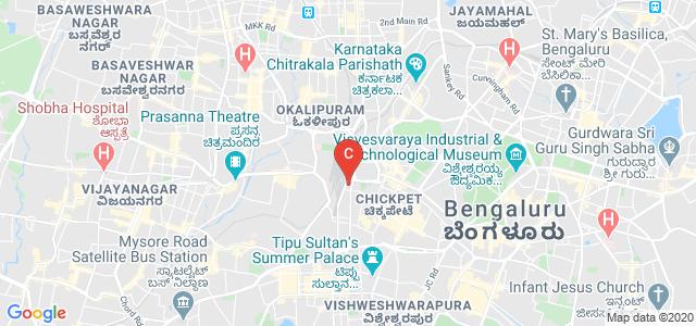 Government Tool Room And Training Centre, Upparpete, Bengaluru, Karnataka, India