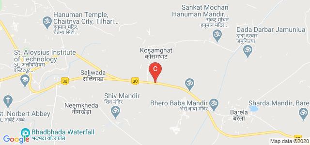 Jabalpur - Mandla Road, Kosamghat, Madhya Pradesh, India