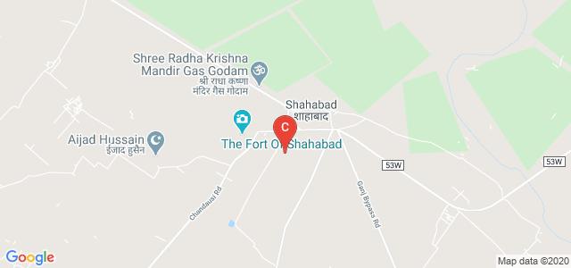 Government Polytechnic Shahabad, Shahabad, Uttar Pradesh, India