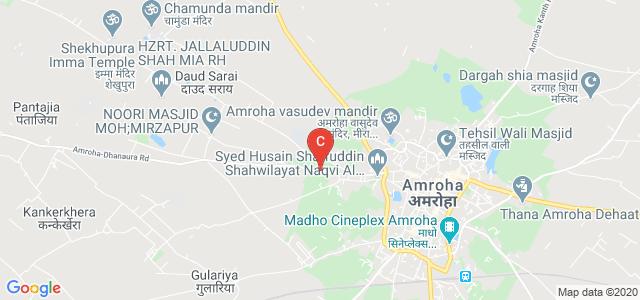 H. M. U. Hashmi College Of Law, Amroha, Nizampur Garbi, Uttar Pradesh, India