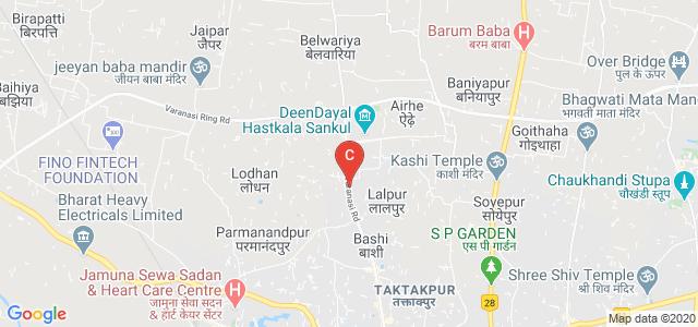 Jeevandeep Mahavidyalya, Sindhora Road, Khushal Nagar, Sector -B, Bada Lalpur, Lamhi, Varanasi, Uttar Pradesh, India