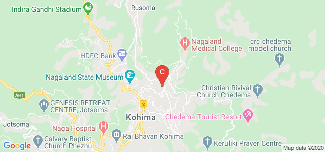 Don Bosco College, Kohima - Meluri Road, Kohima, Nagaland, India