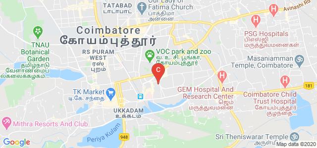 Angappa College Of Arts & Science, Race Course Road, Gopalapuram, Coimbatore, Tamil Nadu, India