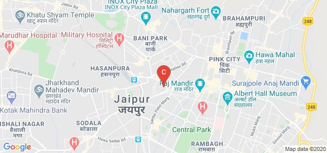 St. Xavier's College, Hathroi Fort, Road, Gopalbari, Jaipur, Rajasthan, India