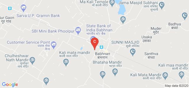Acharya Narendra Deo Kisan P. G. College, Babhnan Gonda, Babhnan, Gonda, Uttar Pradesh, India