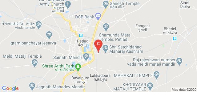 Shri R K Parikh Arts and Science College, Dantali, Petlad, Gujarat, India