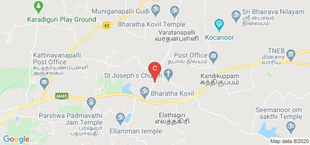 Gonzaga College of Arts and Science for Women, Kathampallam, Elathagiri, Tamil Nadu, India