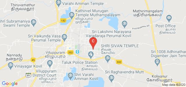 BHEL Township, Tiruchirappalli, Tamil Nadu 620022, IndiaArts College, College Road, Keezperum Pakkam, Villupuram, Tamil Nadu, India
