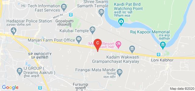 ICAR-National Research Centre For Grapes, Solapur Road, Pune, Maharashtra, India