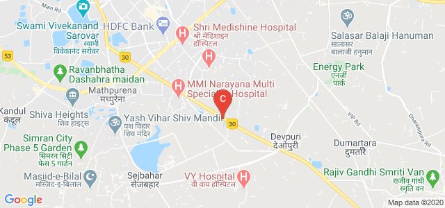 Princess College, Dhamtari Road, Deopuri, Lalpur, Raipur, Chhattisgarh, India