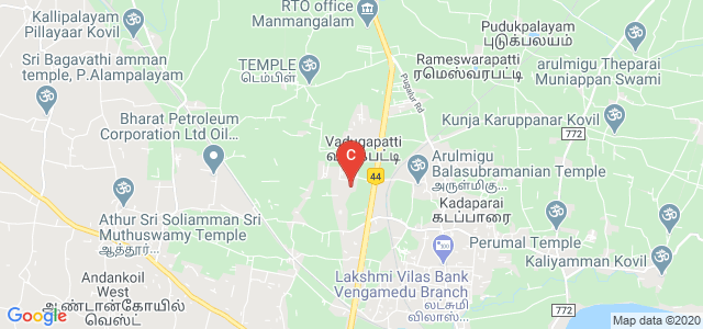 Kongu College of Arts and Science, Karur, Tamil Nadu, India
