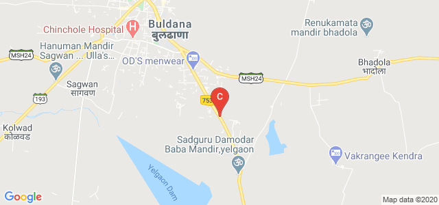Jijamata Mahavidyalaya, Buldana., Chikhali Road, Ashtavinayak Nagar, Buldana, Maharashtra, India