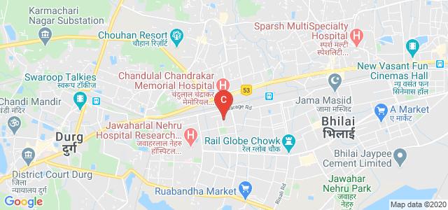 Bhilai Nayar Samajam College, Street Number 57, Sector 8, Bhilai, Durg, Chhattisgarh, India
