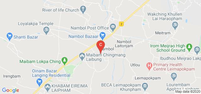 Nambol L. Sanoi College, Nambol, Nambol M Cl Part, Manipur, India