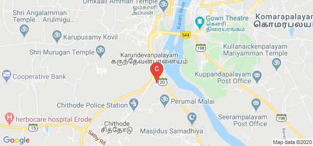Sri Vasavi College of Education, Erode, Tamil Nadu, India