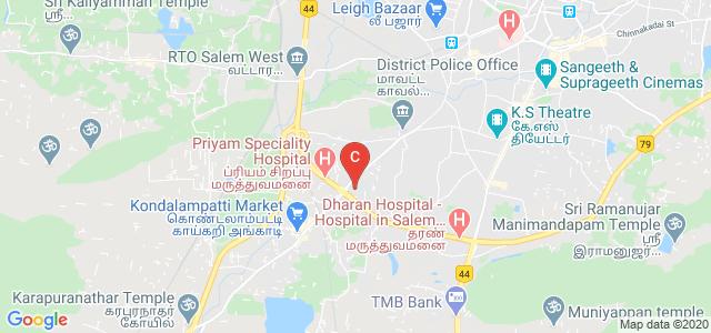 Salem Sowdeswari College, Sankari Main Road, P M P Nagar, Kondalampatti, Salem, Tamil Nadu, India