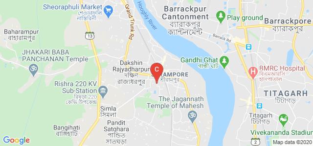 Serampore College, William Carey Sarani, Maniktala, Serampore, West Bengal, India