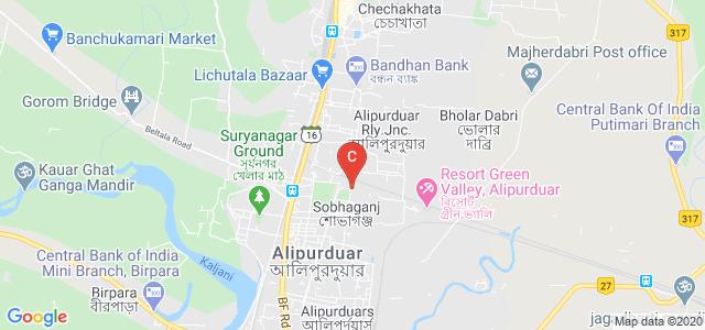 Alipurduar College, Sobhaganj, Alipurduar, West Bengal, India
