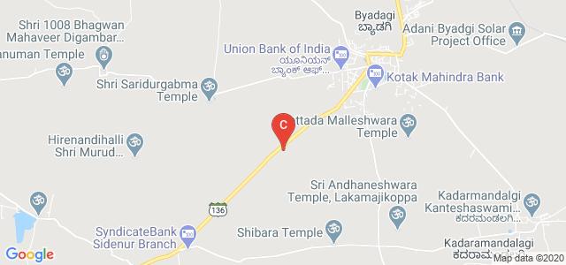 Government First grade College, Gummanahalli, Haveri, Karnataka 581106, India
