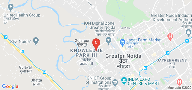 G.L. Bajaj Institute of Management and Research, Knowledge Park III, Greater Noida, Uttar Pradesh, India