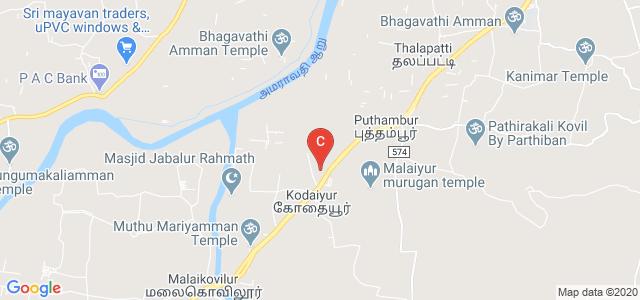 Valluvar College of Science and Management, Karur, Tamil Nadu, India