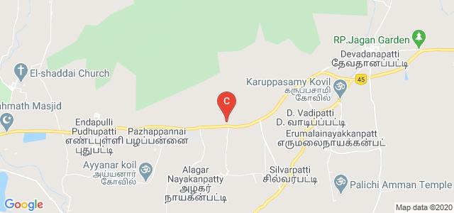 Mary Matha College of Arts & Science, Periyakulam East, Nalla Karuppan Patti, Theni, Tamil Nadu, India