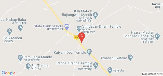 Shri Ram Prakash Porwal Mahavidyalaya, NH 2A, Rajpur, Uttar Pradesh, India