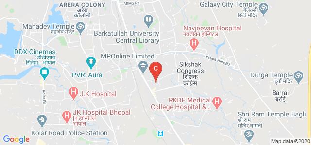 Gandhi P R College, Near CRSIP Academy, Hoshangabad Road, Shirdipuram Colony, Danish Nagar, Bagmugaliya, Bhopal, Madhya Pradesh, India