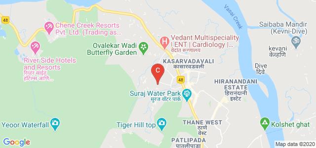 Dnyan Ganga Education Trust's International School and degree college, Haware City, Thane West, Thane, Maharashtra, India