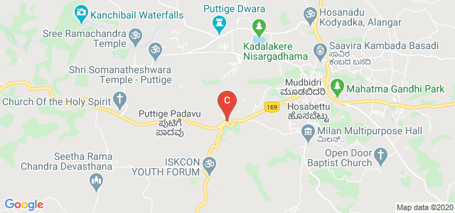 Alva's College, Vidayagiri, Moodbidri, Karnataka, India