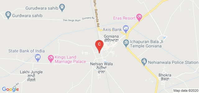 Bhai Asaa Singh Girls College, Nehian Wala, Bathinda, Punjab, India