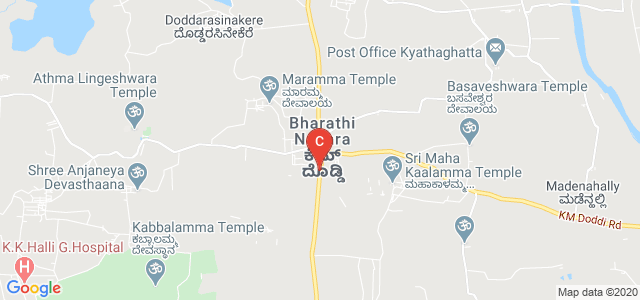Bharathi College, KM Doddi, Karnataka, India