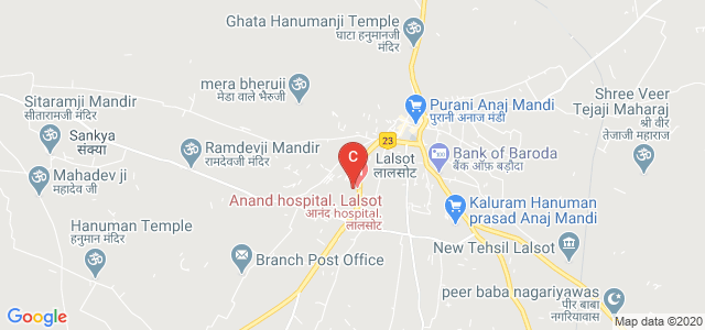 AVP PG COLLEGE LALSOT, Kothun Road, Lalsot, Rajasthan, India