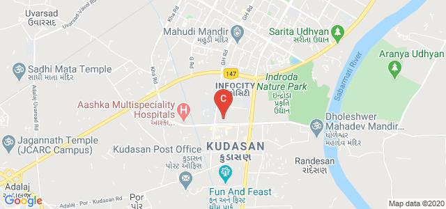 National Institute of Design, Infocity, Gandhinagar, Gujarat, India