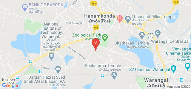 New Science PG college, Hunter Road, Sri Ram Colony, Postal Colony, Subedari, Hanamkonda, Telangana, India