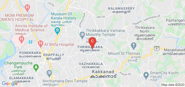 Bharata Mata College, Thrikkakara Old Post Office Road, Thrikkakara, Edappally, Kochi, Kerala, India
