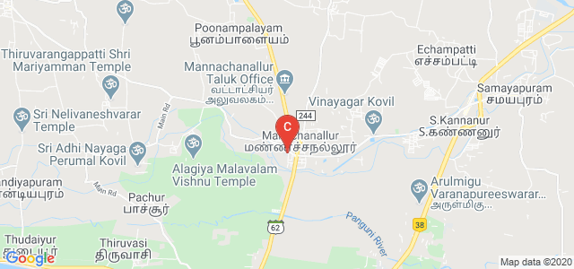 CHIDAMBARAM PILLAI COLLEGE FOR WOMEN, Tiruchirappalli, Tamil Nadu, India