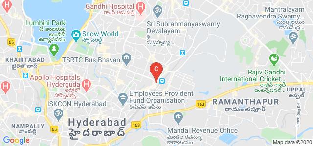 Hindi Mahavidyalaya, O.U. Road, Vidya Nagar, New Nallakunta, Hyderabad, Telangana, India