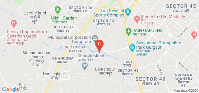 DPG DEGREE COLLEGE, Delhi - Jaipur Expy, Block A, Sector 34, Gurugram, Haryana, India