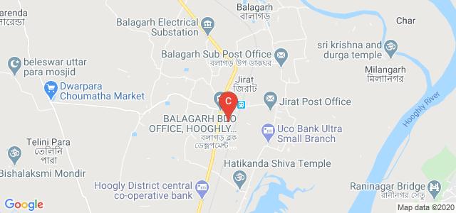 Balagarh Bijoy Krishna Mahavidyalaya, College Rd, Jirat, Hooghly, West Bengal, India