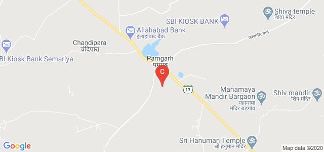 Govt Naveen College Pamgarh, Bilaspur Road, Pamgarh, Chhattisgarh, India