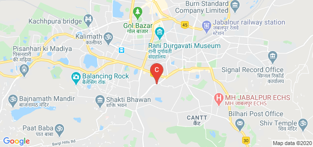 88, Narmada Road, Katanga, Jabalpur, Madhya Pradesh, India