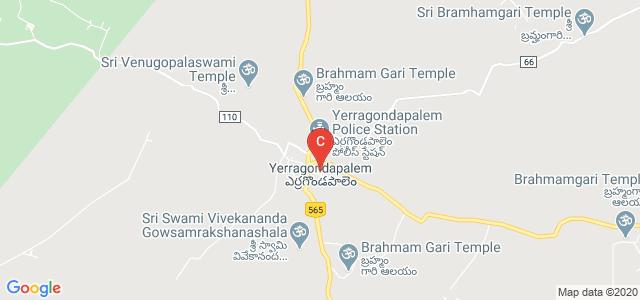 Yerragondapalem, Andhra Pradesh, India