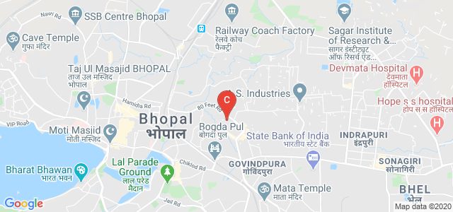 Bhopal Degree College, Near Play Ground, Ashoka Garden Road, Mayur Vihar Colony, Ashok Vihar, Bhopal, Madhya Pradesh, India