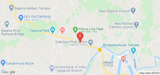 Netaji Subhas Mahavidyalaya, Udaipur, Tripura, India